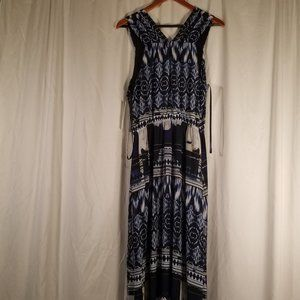 Anotnio Melani Size 10 Maxi Dress